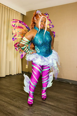 Sirenix Form from Winx Club by Color Girl Cosplay