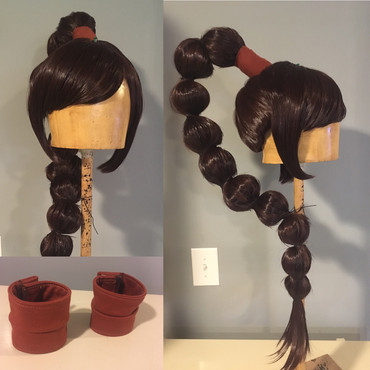 Final Wig and Accessories