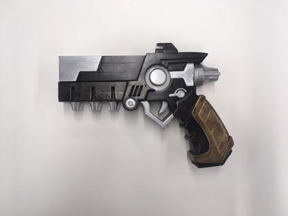 Final Prop Gun Detail