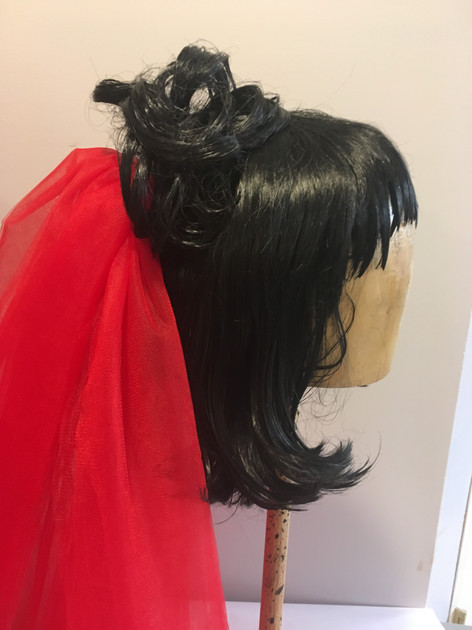 Final Wig Side View