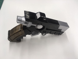 Prop Gun Detail