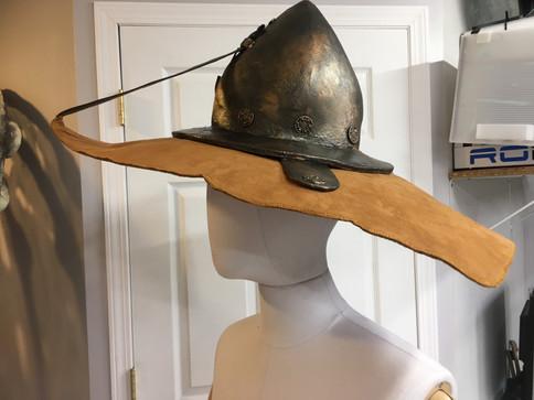 Cole Helmet Side View