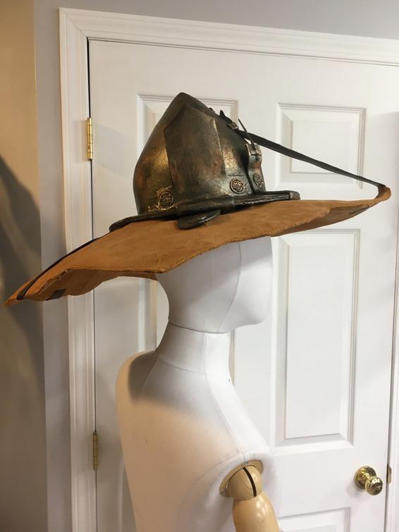 Cole Helmet Side