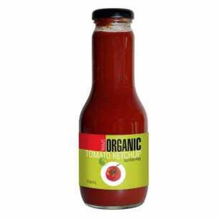 Spiral Organic Tomato Ketchup, Gluten Free - 350ml