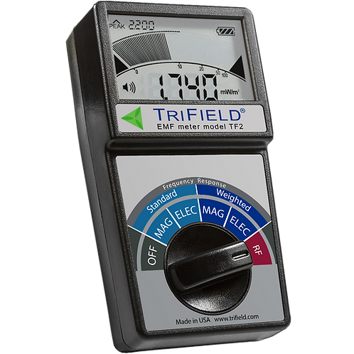 TriField® EMF Meter Model TF2 - FOR HIRE