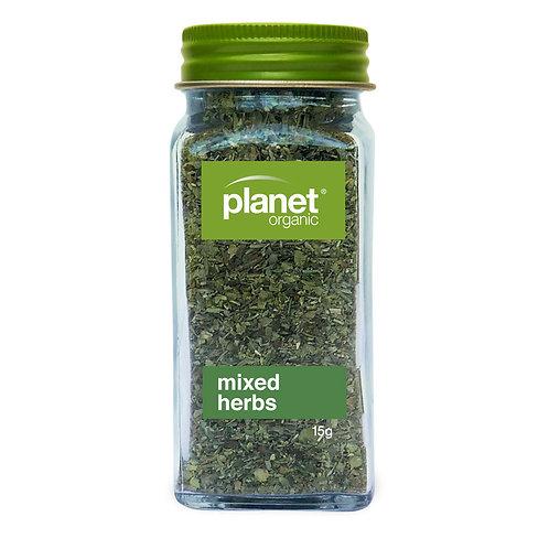Organic Mixed Herbs - 15g