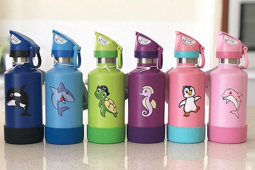 Cheeki Insulated Kids Water Bottle - 400ml