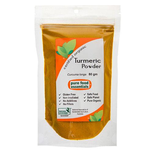 Organic Turmeric Powder - 80g