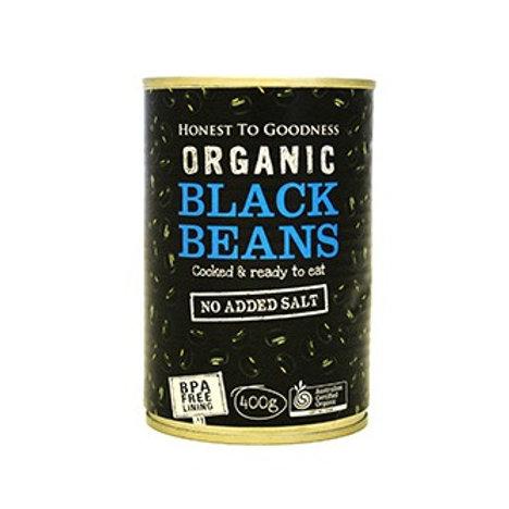 Organic Black Beans (BPA free) - 400g