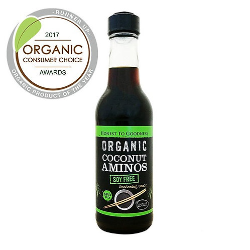 Organic Coconut Aminos - 250ml
