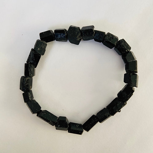 Black Tourmaline Empath Protection Bracelet