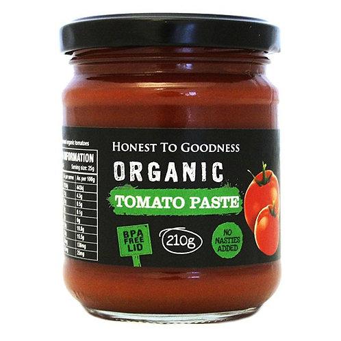 Organic Tomato Paste - 210g