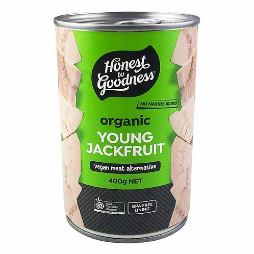Organic Young Jackfruit - 400g