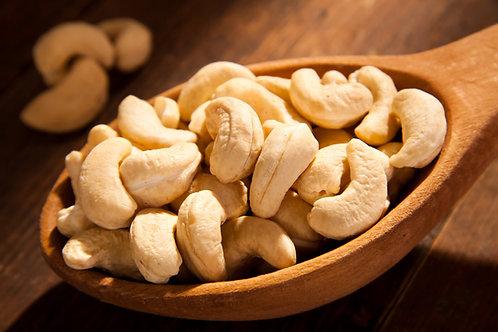 Organic Cashews Raw - 1kg