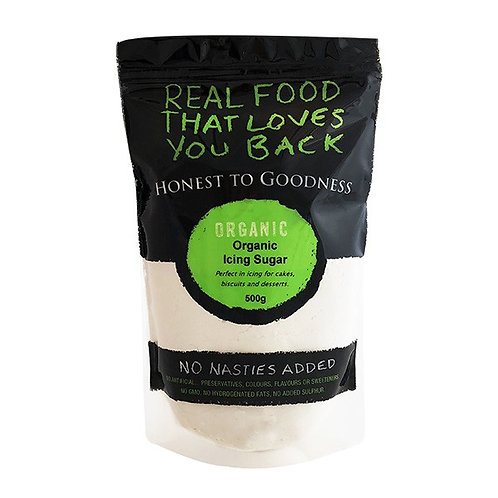 Organic Icing Sugar - 500g