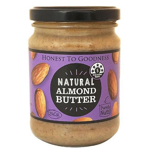 Natural 100% Almond Butter