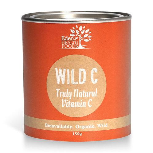 Wild C Truly Natural Vitamin C - 150g