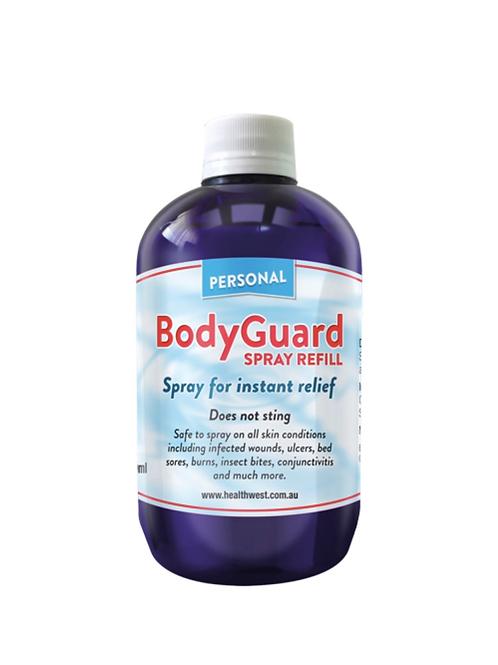 BodyGuard Spray REFILL (ionic + oxygen) - 500ml