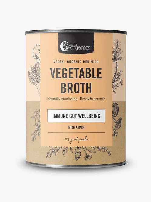 Vegetable Broth Miso Ramen Concentrate - 125g