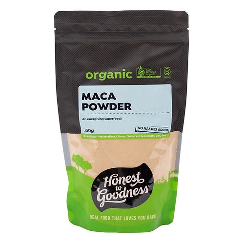 Organic Maca Powder - 350g
