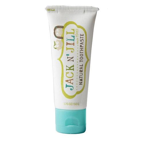 Jack N' Jill Natural Children's Toothpaste, Blueberry - 50g