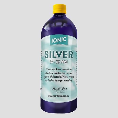 HealthWest Ionic Silver - 1L