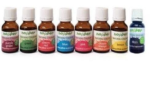 Hopper Natural Food Colouring - 20g