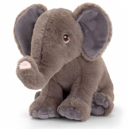 Keeleco 100% Recycled Elephant - 25cm