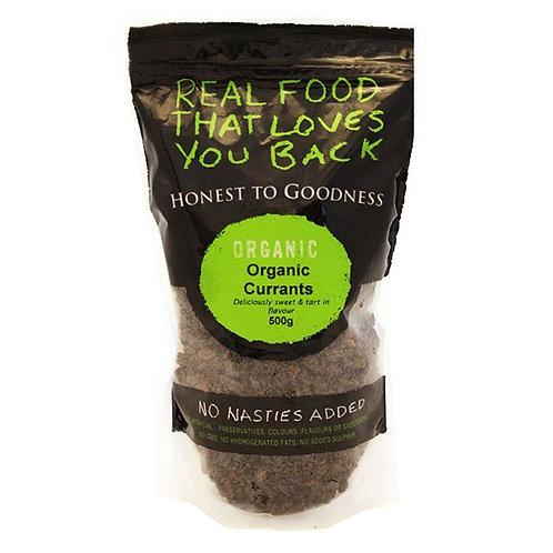 Organic Currants (Australian) - 500g