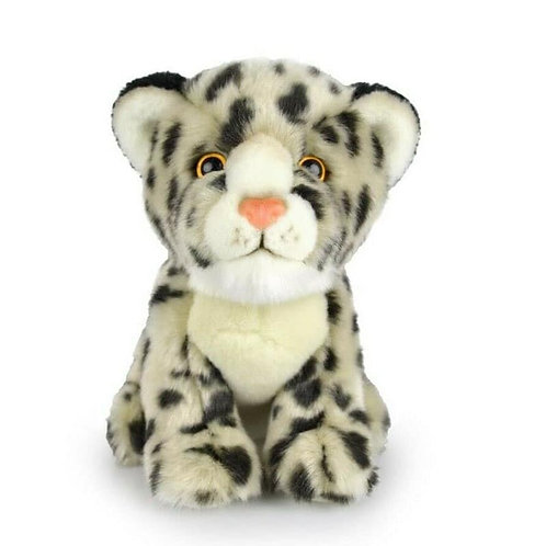 Korimco Eco Lil Friends Snow Leopard - 18cm