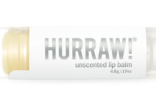 Hurraw Unscented Lip Balm
