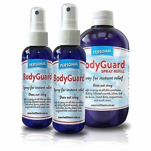 BodyGuard (Ionic + Oxygen)