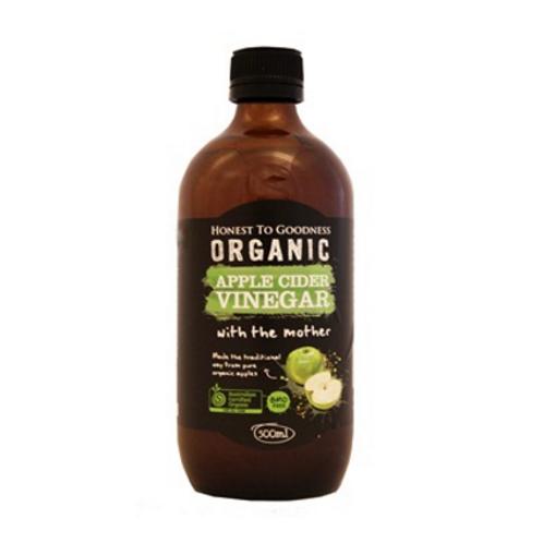 Organic Apple Cider Vinegar - 500ml