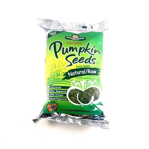Natural & Raw Pumpkin Seeds (Pepitas)