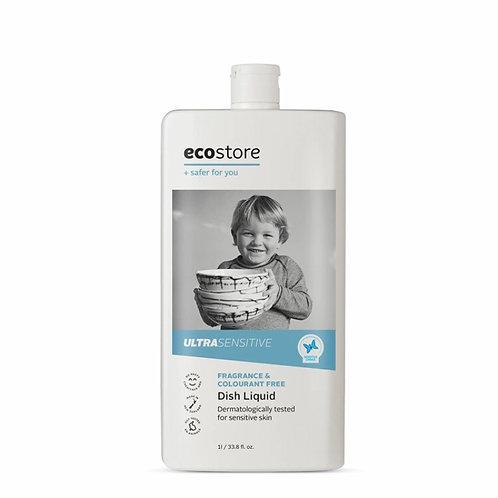 Ecostore Ultra Sensitive Dish Liquid - 1L