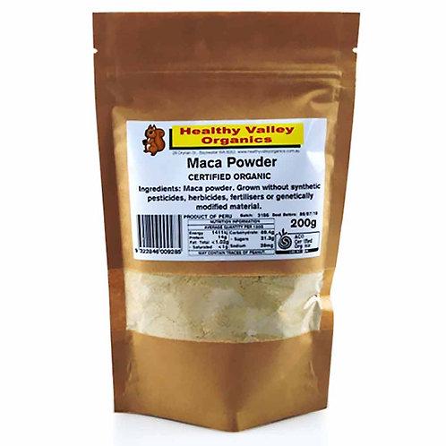 Organic Maca Powder - 200g