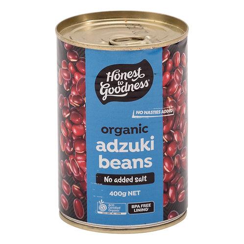 Organic Adzuki Beans (BPA-free) - 400g