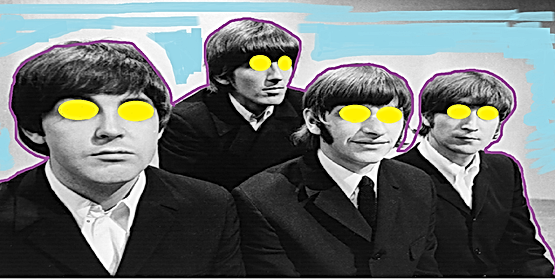 purple beatles blue sky.png