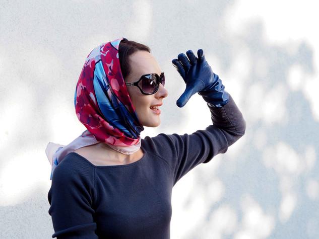 Sněhurka Grace Kelly 01
