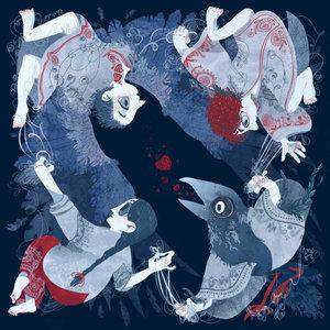 Illustration Seven ravens 1