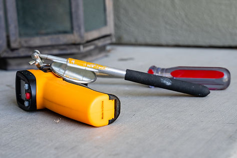 Home Inspection Tools - ACM Home Inspections - Shawnee, KS