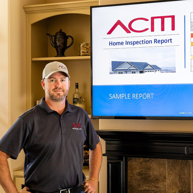 Chris Amend of ACM Home Inspections