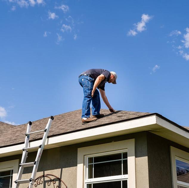 Roof Inspection Lenexa, KS