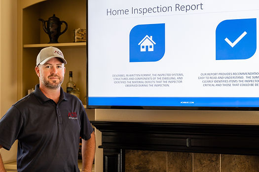 ACM Home Inspections Report in Kansas City