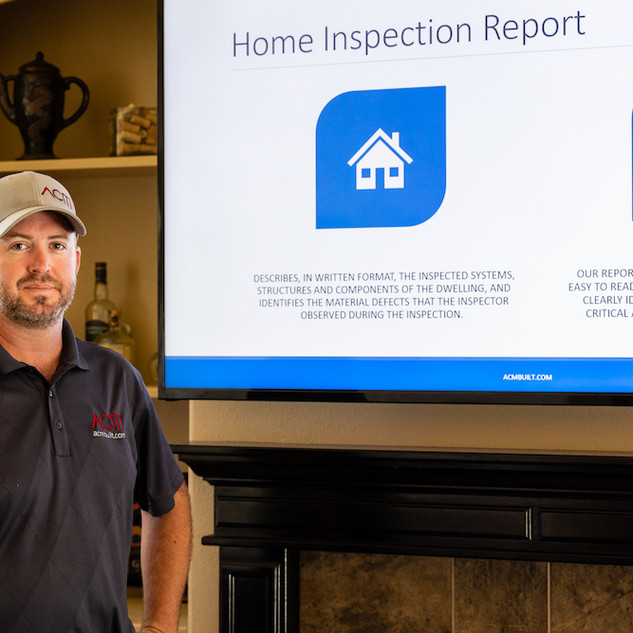 ACM Home Inspections in Kansas City