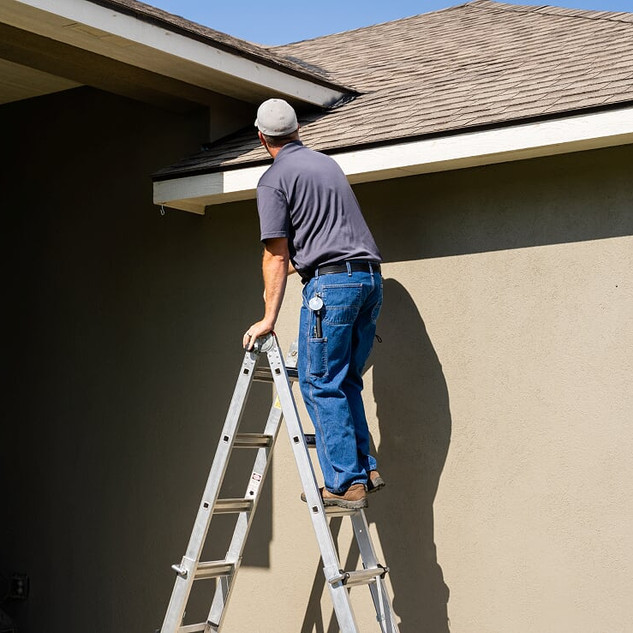 Roof Inspection in Overland Park, KS