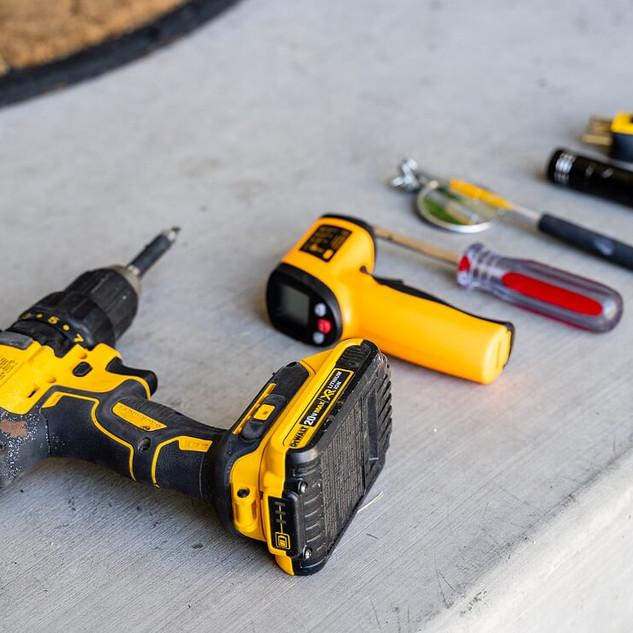 Home Inspection Shawnee, KS Tools