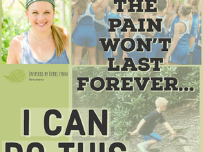 The Pain Won't Last Forever...