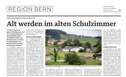 Berner Zeitung 2010
