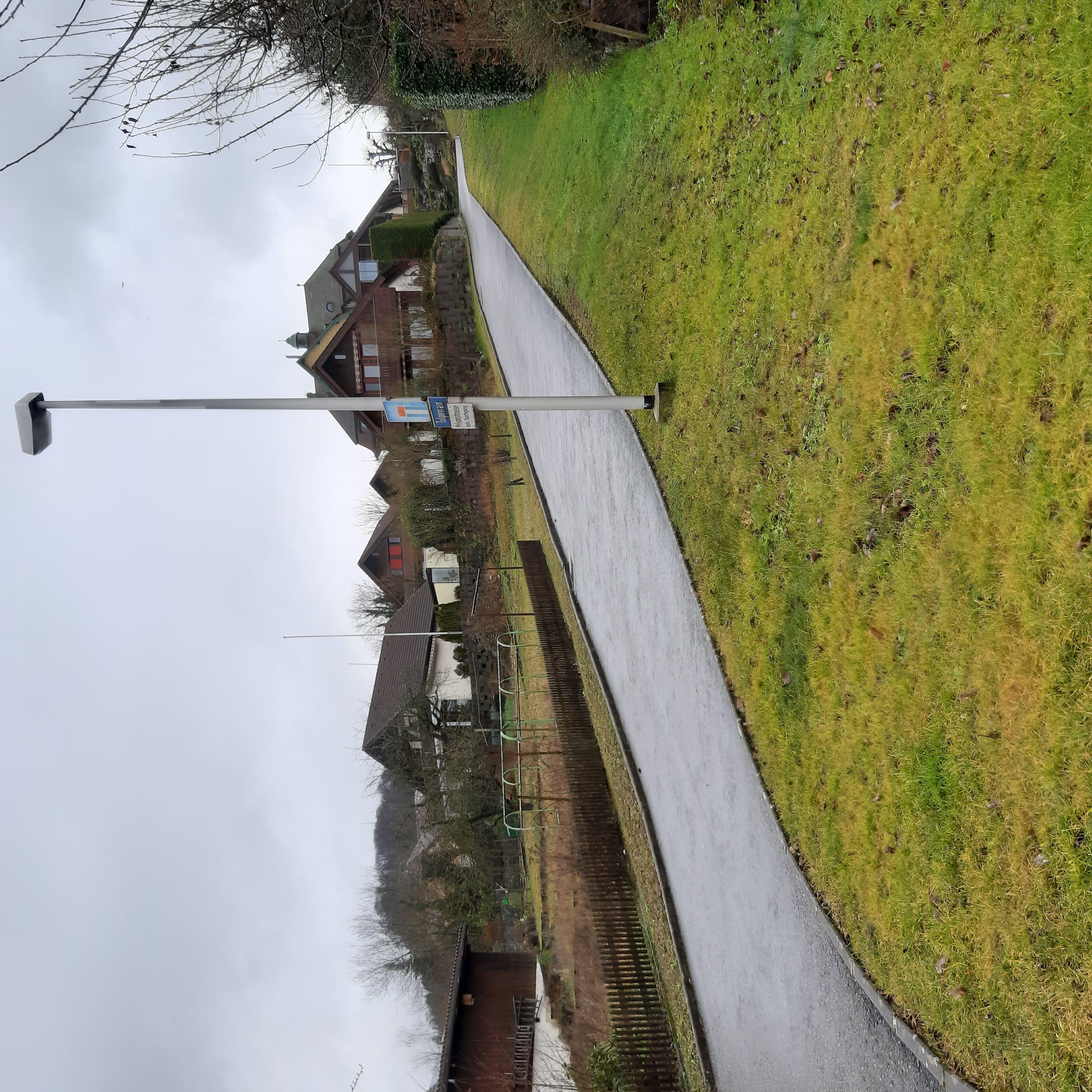 Foto der Situation in Othmarsingen
